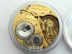 1941 Elgin GCT WWII Vintage Air Force Watch U. S. Army A. C Chain for Pocket Watch