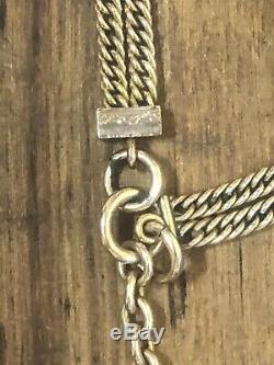 Gold Filled Pocket Watch Chain 16 Long